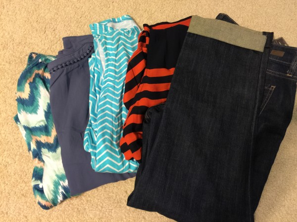 All Stitch Fix Pieces